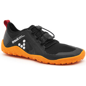 Vivobarefoot Primus Swimrun FG Mesh Shoes Herre black/orange